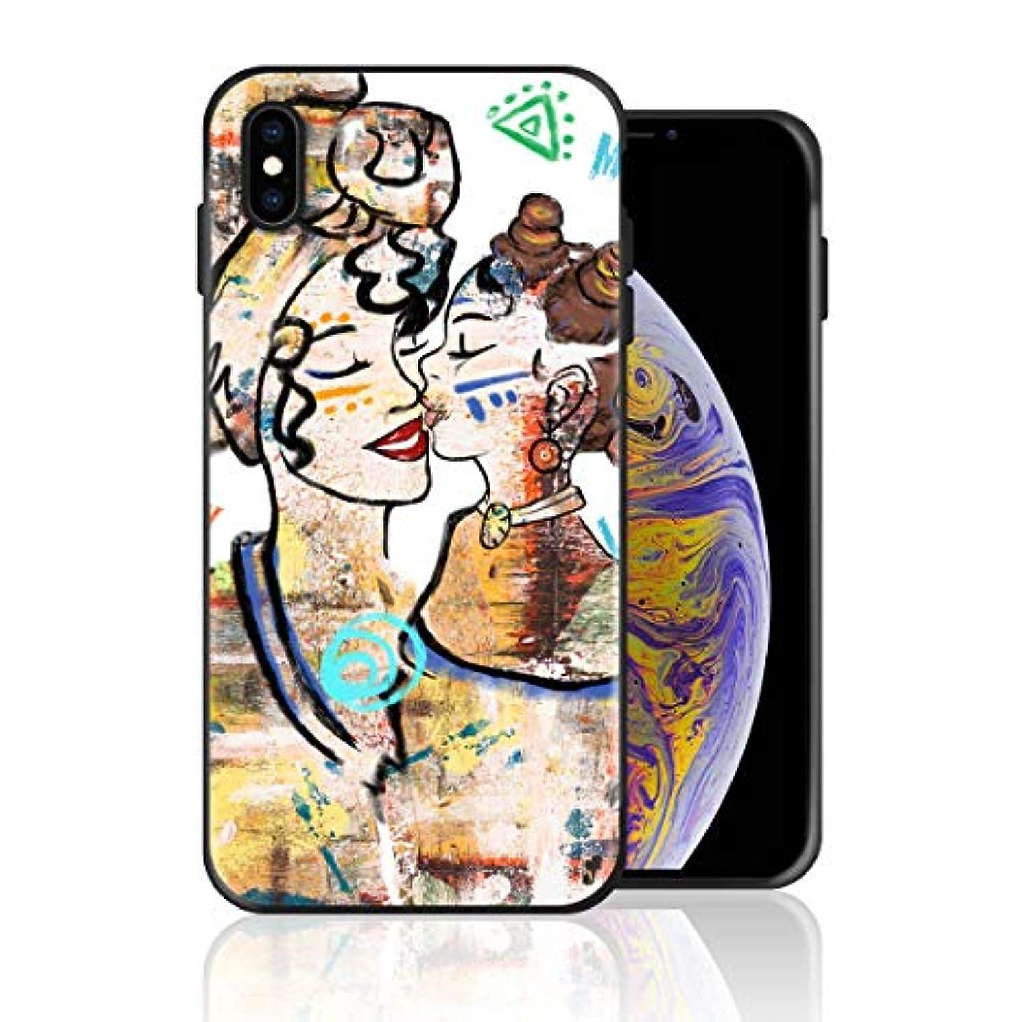 鼓舞する視力統計iPhone 6 Plus/iPhone 6s Plus ケース 母の日 アフリカ婦人 黒い子供 楽書き 携帯ケース スマホ用 携帯カバー アイフォンカバー 超耐久 軽量 超薄型 擦り傷防止 全面保護 全機種対応 ソフトケース シリコン TPU