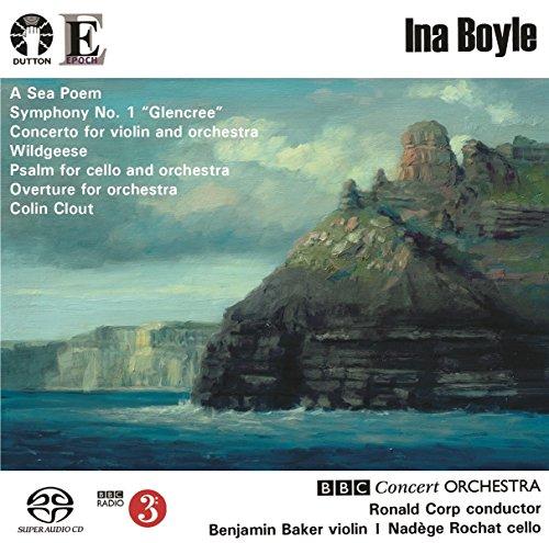 Boyle: Violin Concerto/Psalm F