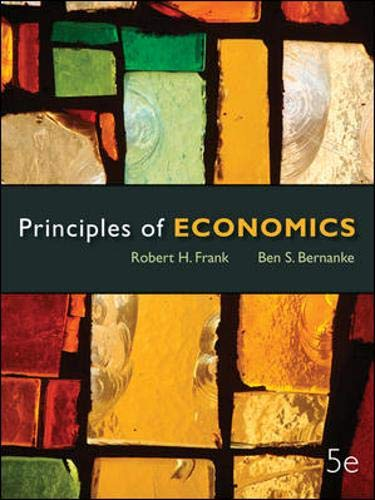 Download Principles of Economics (The Mcgraw-hill Series in Economics) 0073511404