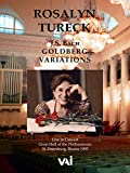 Rosalyn Tureck, J.S. Bach, Goldberg Variations