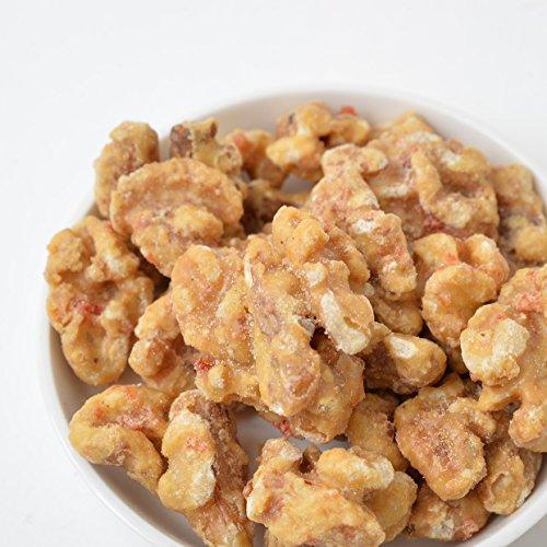 いちごバニラ味クルミ 250g 人気の胡桃 くるみ