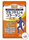 (スマイル)smile 小林製薬 グルコサミン&コラーゲンEX 360mg×180粒