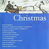 The Voices of Christmas by Voice of Christmas (2002-10-15)