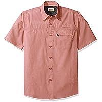 Wrangler Authentics Men's Short Sleeve Utility Shirt
