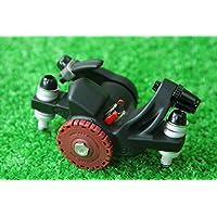 エイヴィッド(AVID) ワイヤ式 ディスクブレーキ BB5(BALL BEARING 5) キャリパー 1個 自転車パーツ
