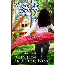 Where She Belongs (Destiny Falls Book 1)