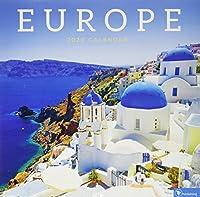 トライエックス ヨーロッパ(輸入版) 2020年 カレンダー CL-546 壁掛け 風景