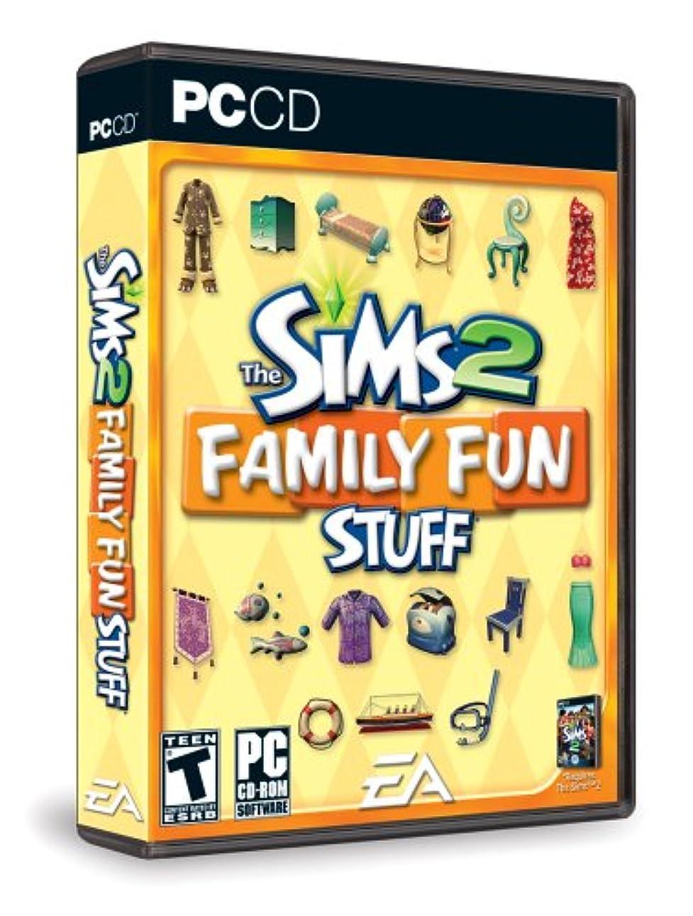 あいまいさ分布獲物The Sims 2: Family Fun Stuff (輸入版)