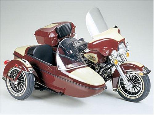 1/6 オートバイシリーズ ハーレーサイドカー