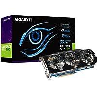 GIGABYTE GeForce GTX760 オーバークロック PCI-E 2GB GV-N760OC-2GD