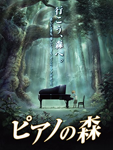 ピアノの森(TVシリーズ 第2シリーズ)