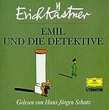 Emil und die Detektive, Lesung, 3 Audio-CDs