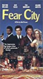 Fear City [VHS] [Import]