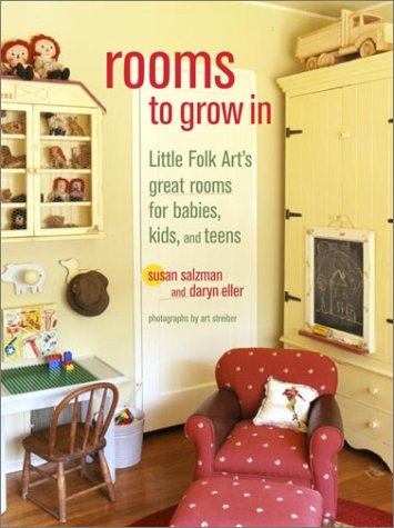 Rooms to Grow In: Little Folk Art's great rooms for babies, kids, and teens