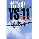 惜別YS‐11―国産旅客機YS‐11を知り尽くしたパイロットのおもしろ・なるほどドキュメント。