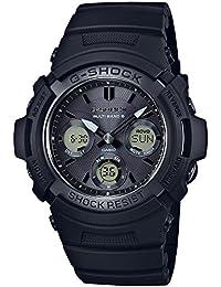 [カシオ]CASIO 腕時計 G-SHOCK 世界6局対応電波ソーラー AWG-M100SBB-1AJF メンズ