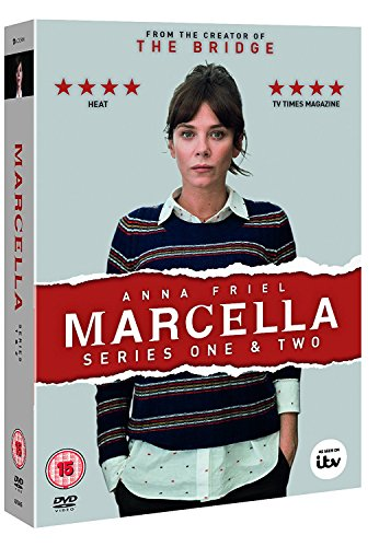 Marcella: Series One & Two [Region 2]