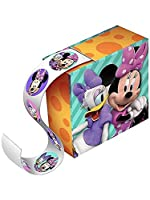 Minnie Mouse Party Favor Sticker Boxes - 4 pack by KidsPartyWorld.com
