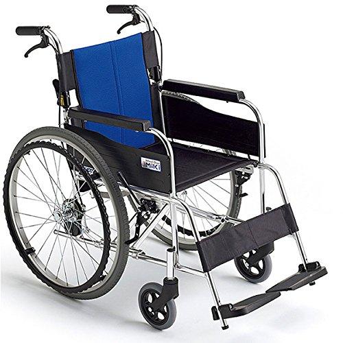 ミキ スタンダード車いす 自走型 BAL-1