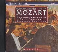 Mozart/Clarinet, Basso