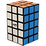 Black Body difficulty 9 of 10 WitEden 3x3x4 Mixup Plus Dayan Cube 334B