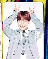 防弾少年団 BTS 4TH MUSTER Happy Ever After 公式グッズ ミニフォトカード ホソク J-HOPE 6番 ペンミ 会場限定 ファンミ 韓国