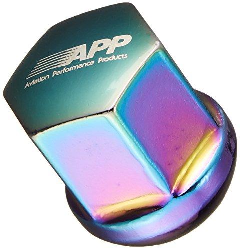 APP  ホンダ純正アルミホイール専用 R12 Ti-Coating Nut 20個入り (HN12R-20)