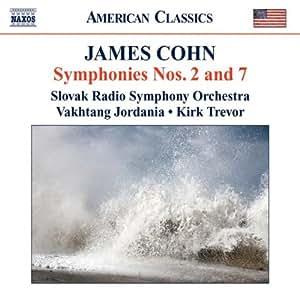 Symphonies Nos. 2 & 7 / Variations on Wayfarin
