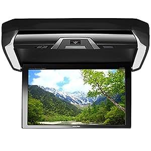 アルパイン(ALPINE) リアビジョン プラズマクラスター技術搭載 12.8型LED WXGA HDMI入力付き PXH12X-R-B