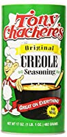 Tony Chachere's Original Creole Seasoning, 17 oz (Pack of 2) by Tony Chachere's