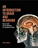 Cover of Introduction to Brain & Behavior 6e (IE)