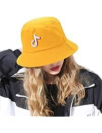 DORRISO 新しい ハット 女性 帽 旅行 キャンプ 登山 休暇 ビーチ 釣り つば広 日焼け防止 調節可能な 折りたたみ 帽子 レディーズ 54CM-60CM コットン