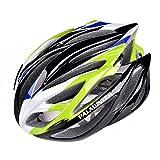 パラディニア(Paladineer)超軽量 サイクリングヘルメット 高剛性 21穴通気 アジャスター サイズ調整可能 7色 自転車用 グリーン