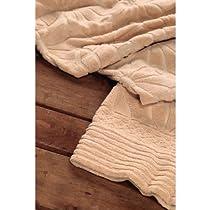 PRAIRIEDOG 毛布 ブラウン サイズ/綿毛布:140×190cm
