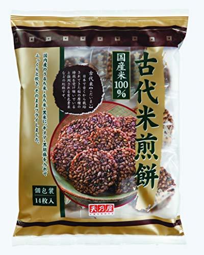古代米煎餅 12袋
