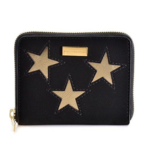 Stella McCartney(ステラマッカートニー) 財布 ミニ財布 二つ折り財布 431021 W8140 1000 [並行輸入品]