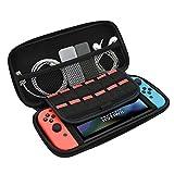 Nintendo Switch対応 ケース POPHEKO ニンテンドースイッチ 収納バッグ ハードケース 専用 キャリングケース 保護カバー