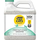 Tidy Cats Free & Clean Unscented Clumping Litter, 6.35kg