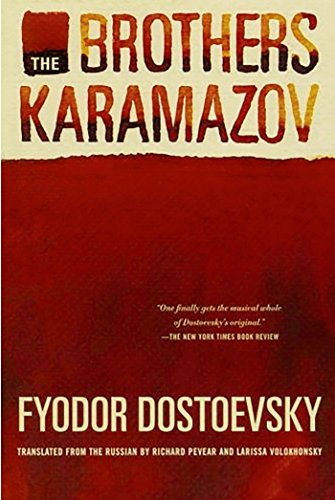 The Brothers Karamazov: A Novel in Four Parts With Epilogueの詳細を見る