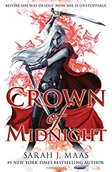 Crown of Midnight (Throne of Glass Book 2) by [Maas, Sarah J.]