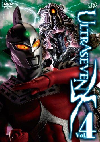ULTRASEVEN X Vol.4 スタンダード・エディション [DVD]