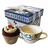 minimumkobe(ミニマム神戸) マグカップ スープカップ ギフト 母の日 カップケーキタオル セット 誕生日 (チョコカップケーキセット)