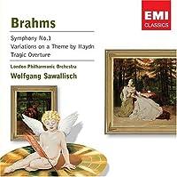 Symphony No 1 / Haydn Variations / Tragic Overture