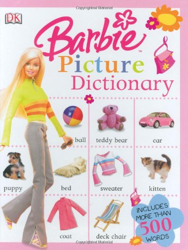 Barbie My Picture Dictionary