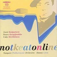 現代フィンランドの管弦楽作品集 (Jouni Kaipainen, Paavo Korpijaakko, Usko Merilainen: notkeatonline / Tampere Philharmonic Orchestra, Hannu Lintu) [SACD Hybrid] [輸入盤]