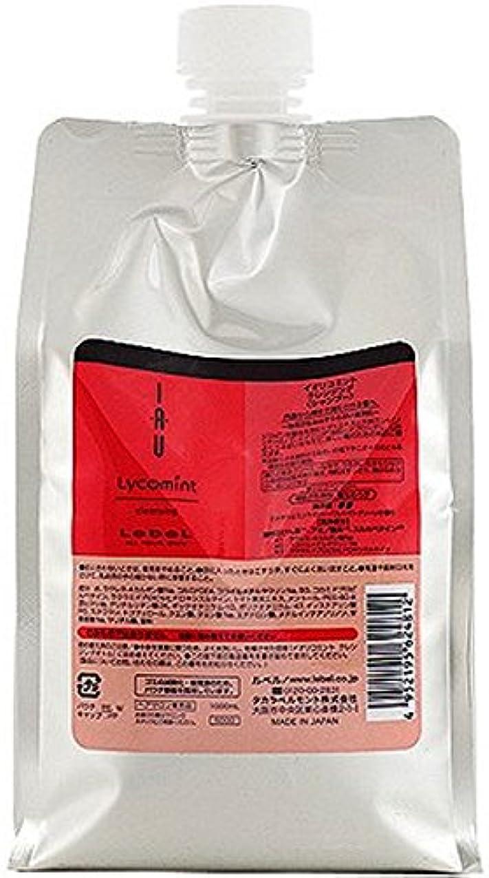 コーヒー離すヘルパールベル イオリコミント クレンジング(シャンプー) 1000ml 詰め替え