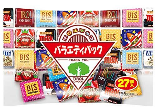 チロルチョコ チロルチョコ 27個×10袋