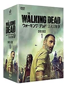 ウォーキング・デッド9 DVD-BOX1