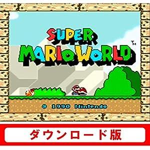 Newニンテンドー3DS専用 スーパーマリオワールド[スーパーファミコンソフト][オンラインコード]