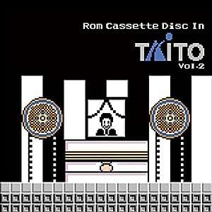 Rom Cassette Disc in TAITO Vol.2